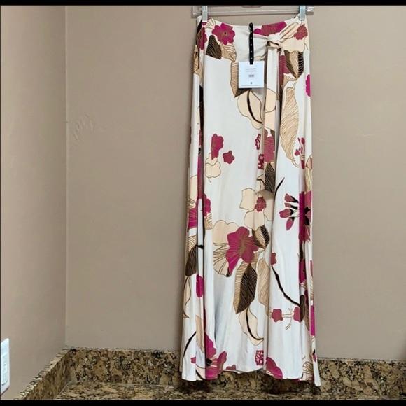 Agnes & Dora Dresses & Skirts - Agnes and Dora wrap maxi skirt